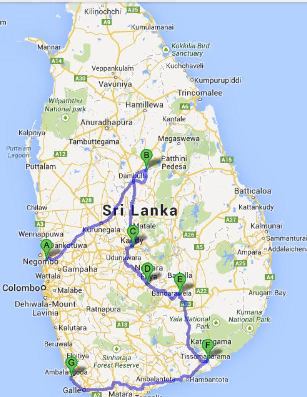Index Side For Sri Lanka 2014